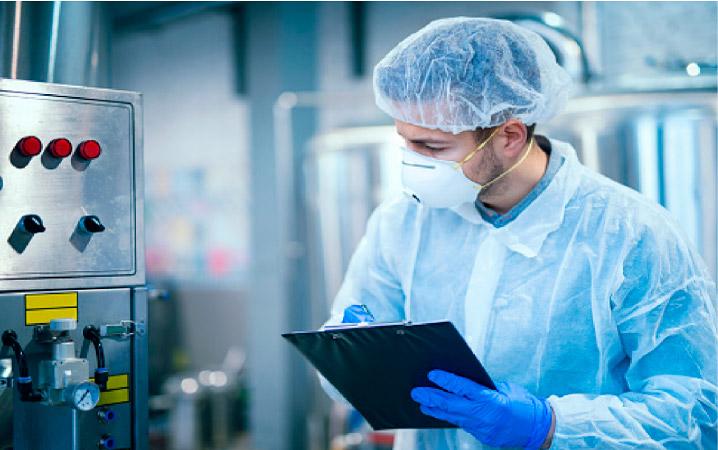 Certificación de calidad en alimentación