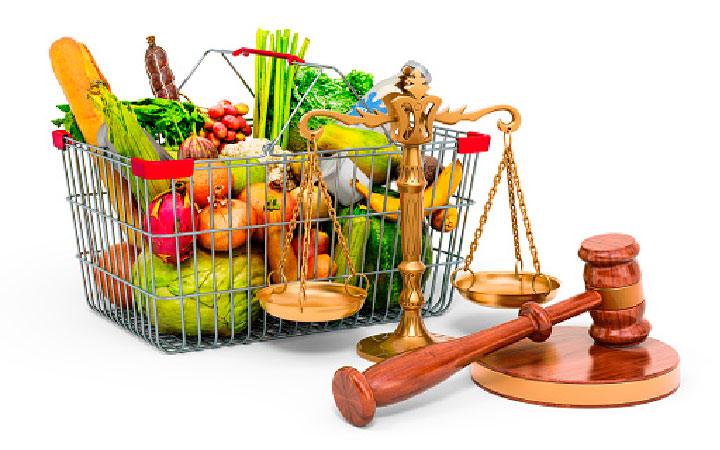 Legislación y normativa alimentaria y nutrición