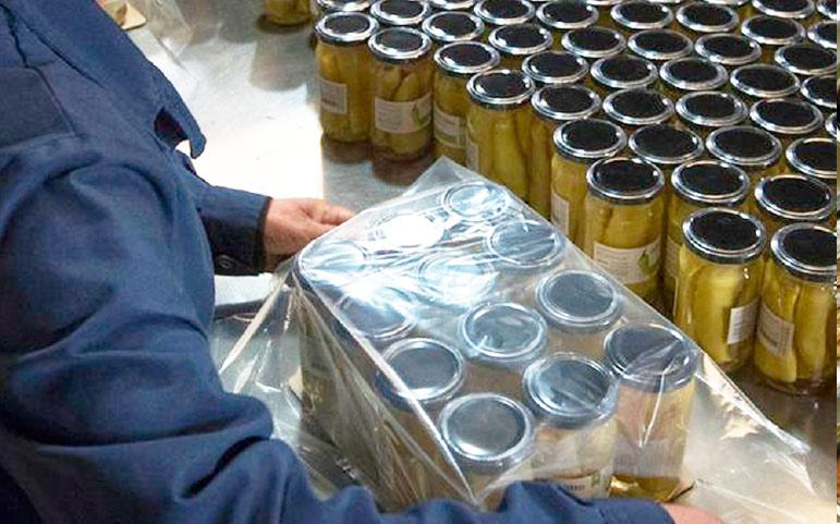 Envasado, acondicionamiento y embalaje de productos alimentarios