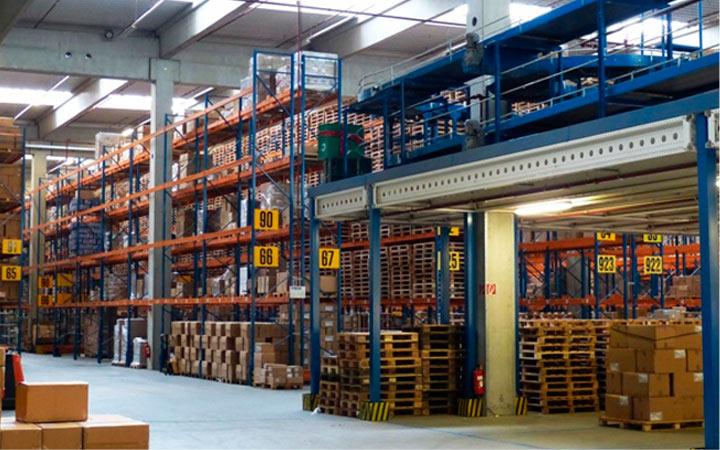 Organización y gestión de almacenes en relación a la preparación de pedidos
