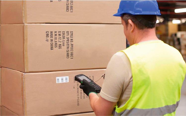Preparación de pedidos en espacios de almacenaje