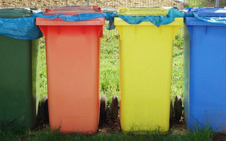Identificación y clasificación de residuos