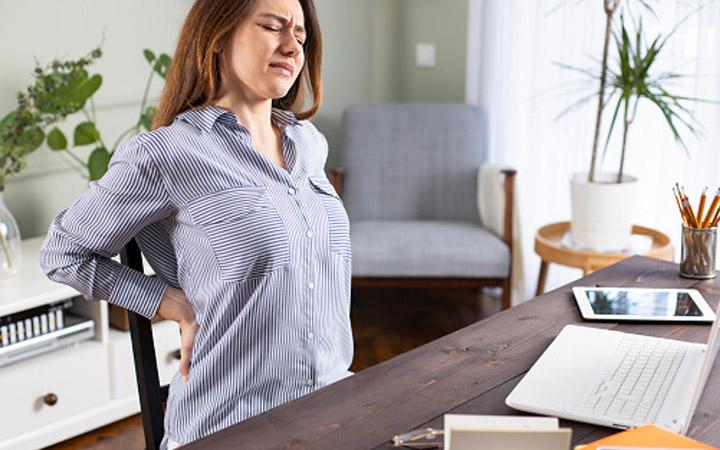 Carga de trabajo en relación con los riesgos laborales