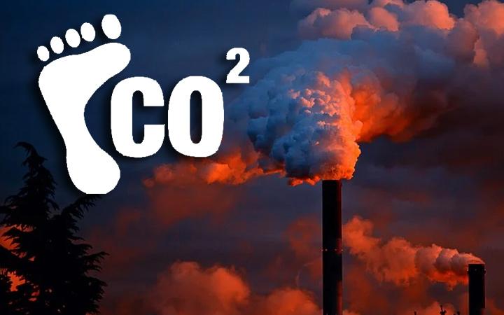 Huella de carbono y cambio climático